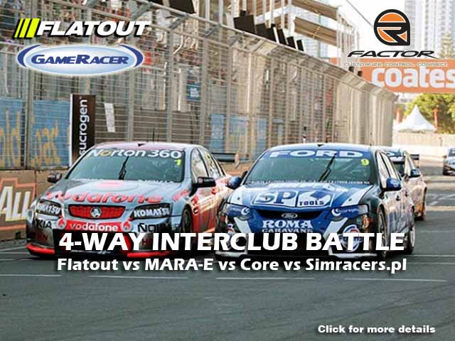 V8 Interclub